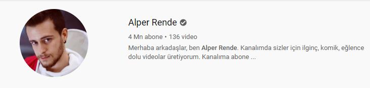 Alper Rende
