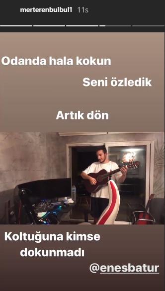 Enes Batur Sungurtekin Ecenaz Üçer