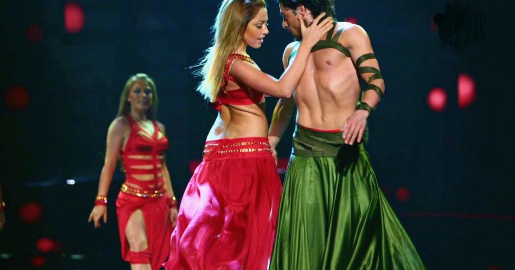 Hadise Eurovision